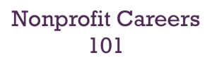 Introduction to Nonprofit Careers